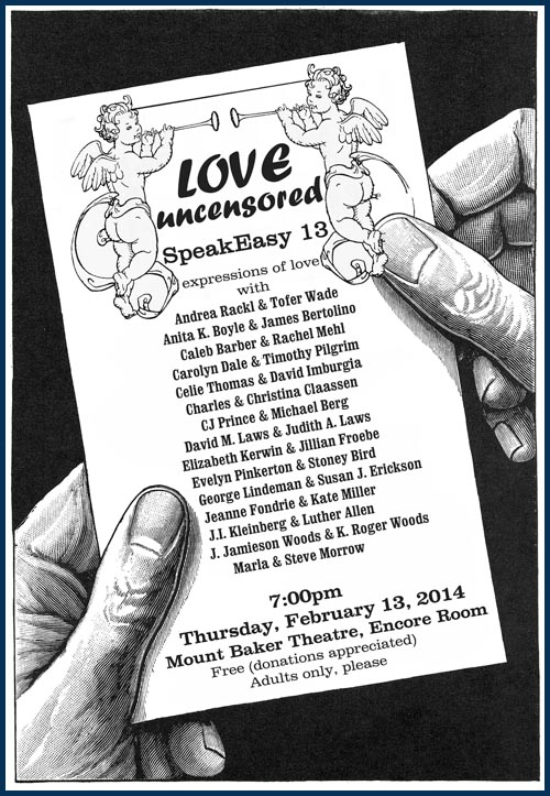SpeakEasy 13 - Love Uncensored