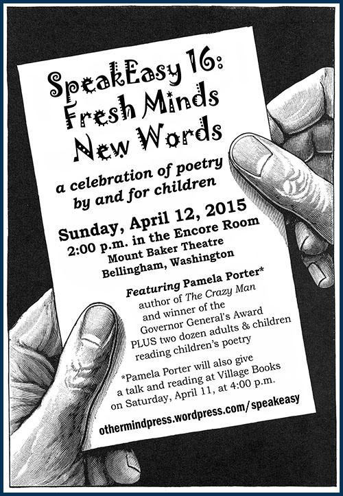SpeakEasy 16: Fresh Minds, New Words