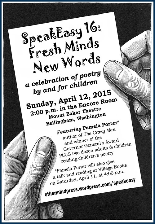 SpeakEasy 16: Fresh Minds, New Words