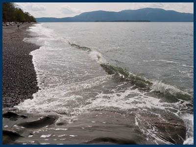 Jack's Beach - Lummi Island