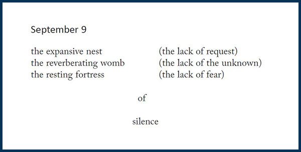 poem by Luther Allen