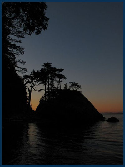 Lummi Island, Washington