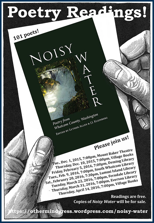 Noisy Water anthology