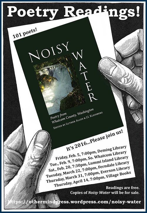 Noisy Water poster 2016