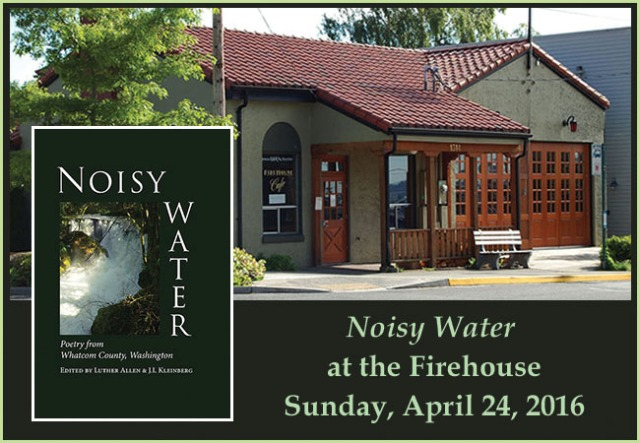 Noisy Water at the Firehouse