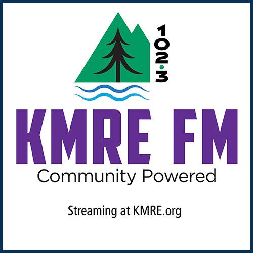 KMRE logo